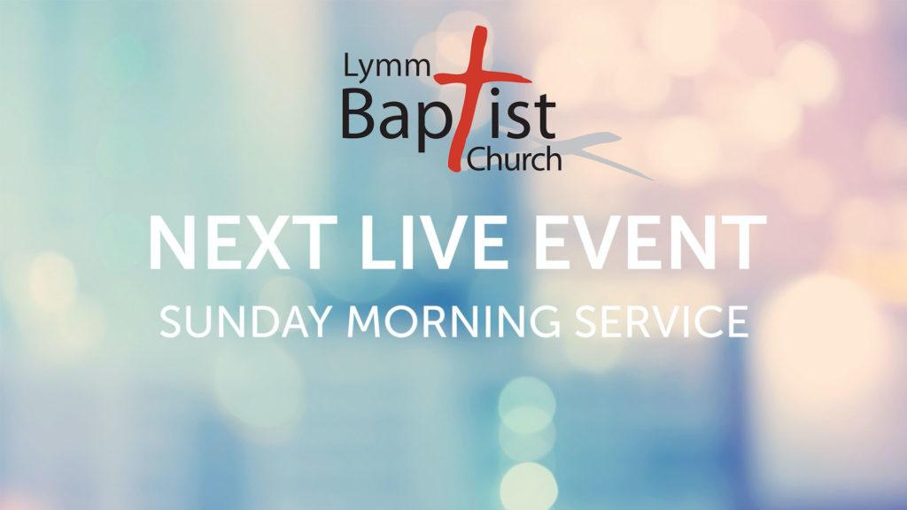 Sunday Morning Live Stream