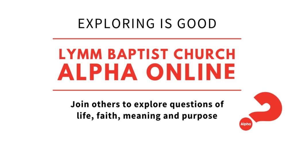 Alpha web banner