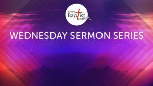 Wednesday Sermon plus logo