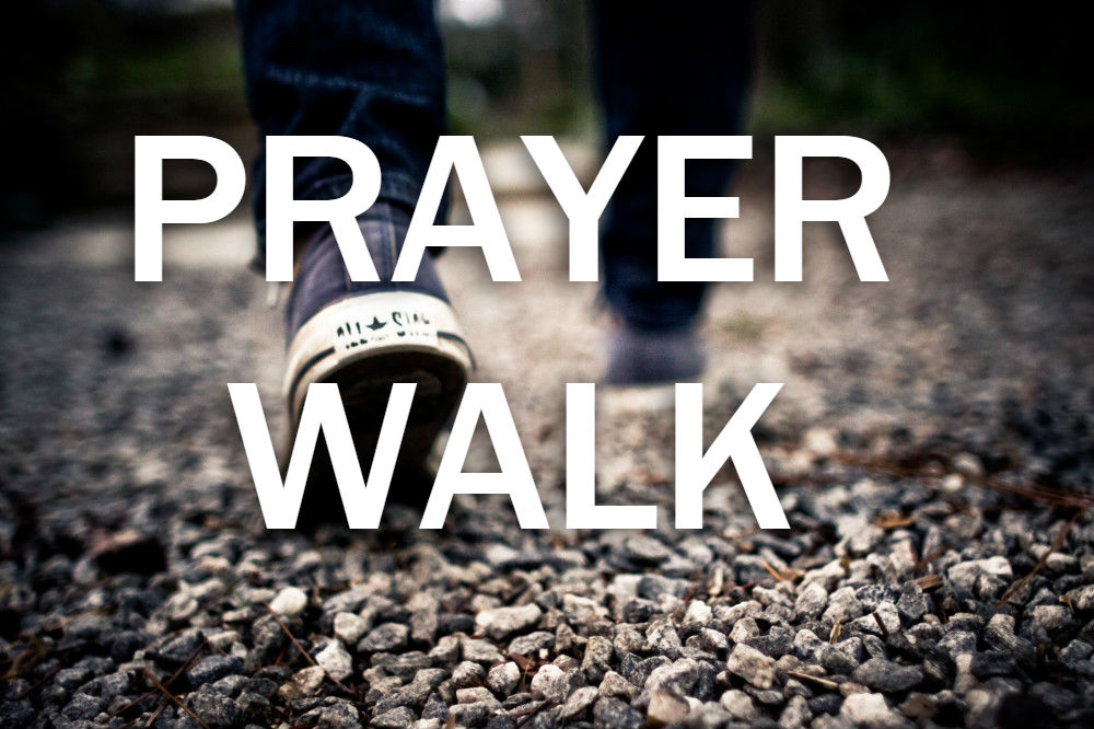 prayer-walk